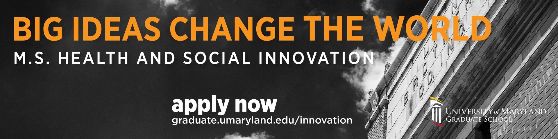 University of Maryland, Baltimore Graduate School   LinkedIn