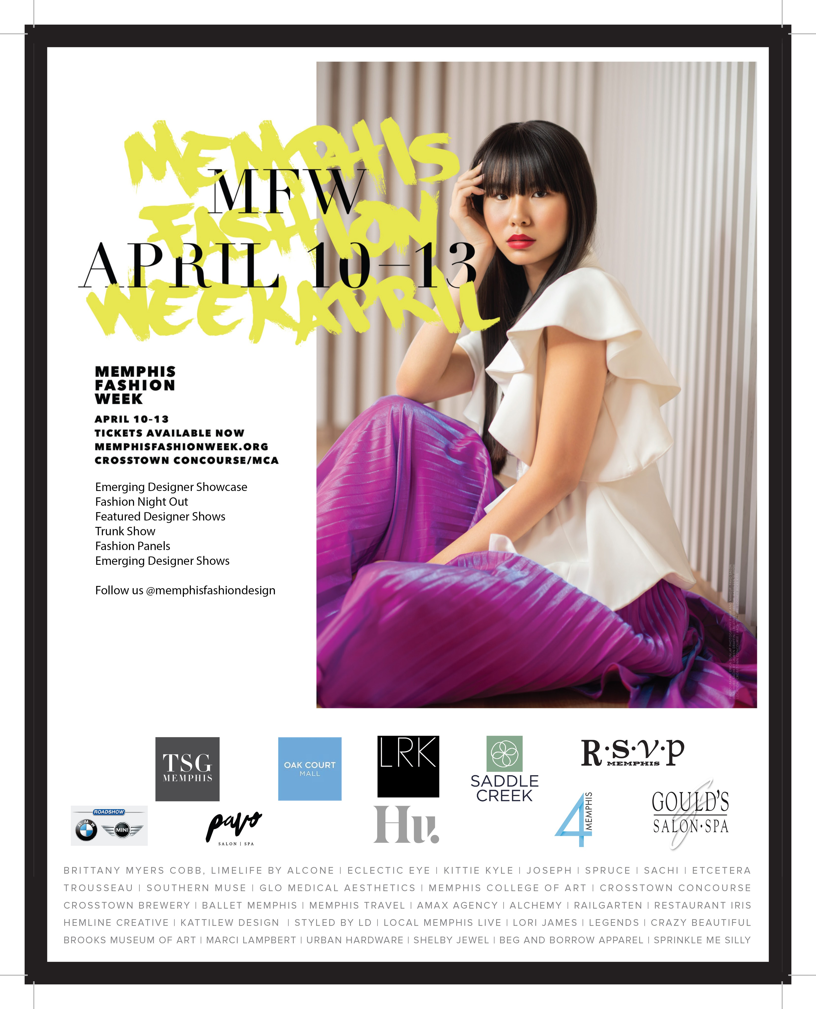 Astonishing Memphis Fashion Week Linkedin Home Interior And Landscaping Ologienasavecom