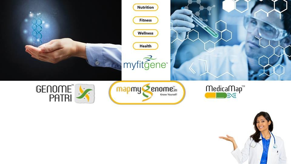 Mapmygenome - Know Yourself | LinkedIn on