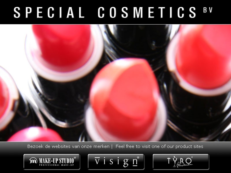 Special Cosmetics BV cover image