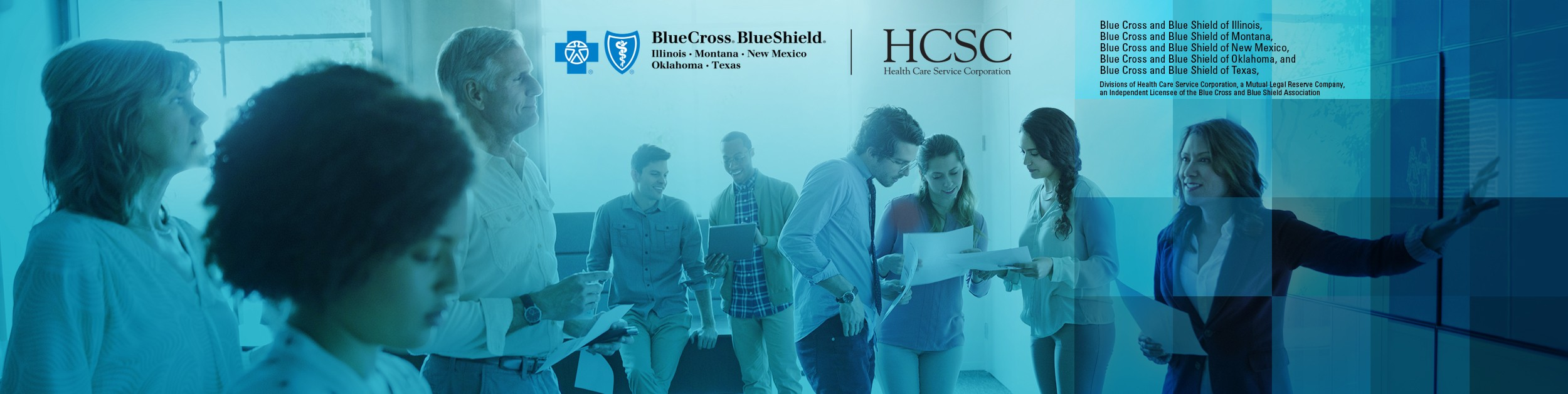 Blue Cross and Blue Shield of Illinois, Montana, New Mexico