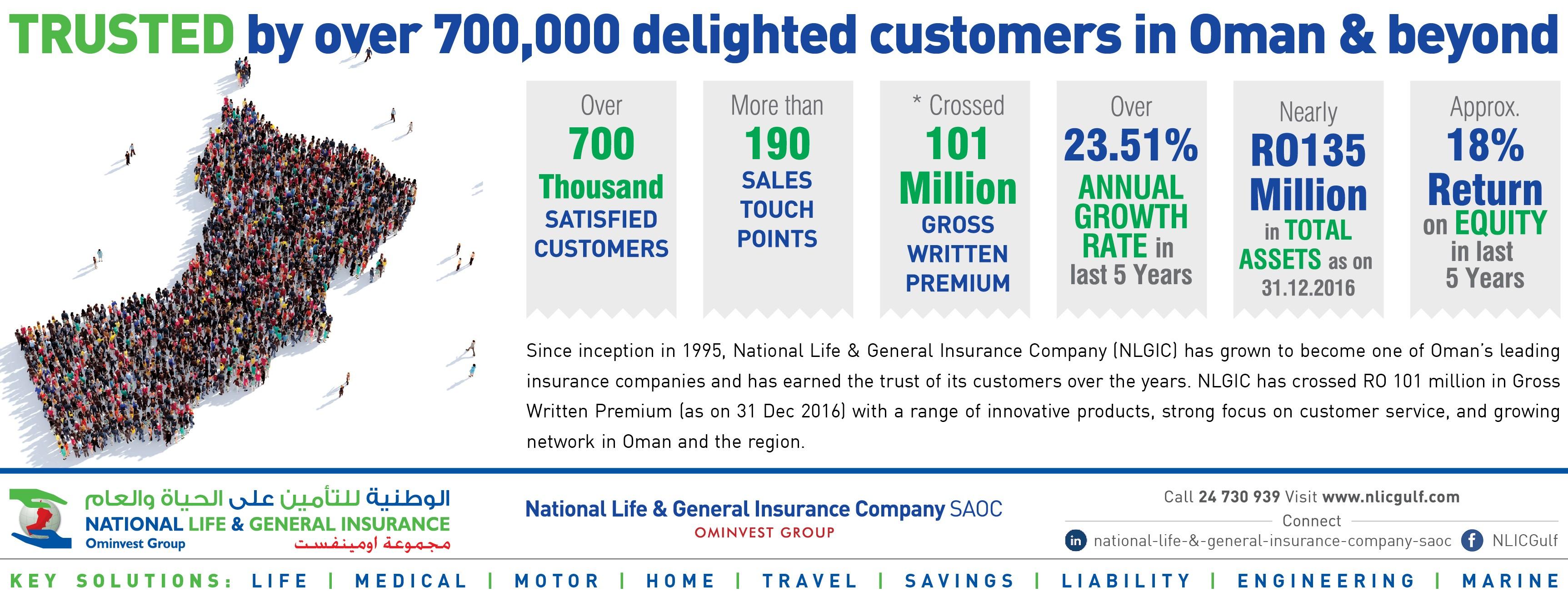 National Life & General Insurance Company SAOG | LinkedIn