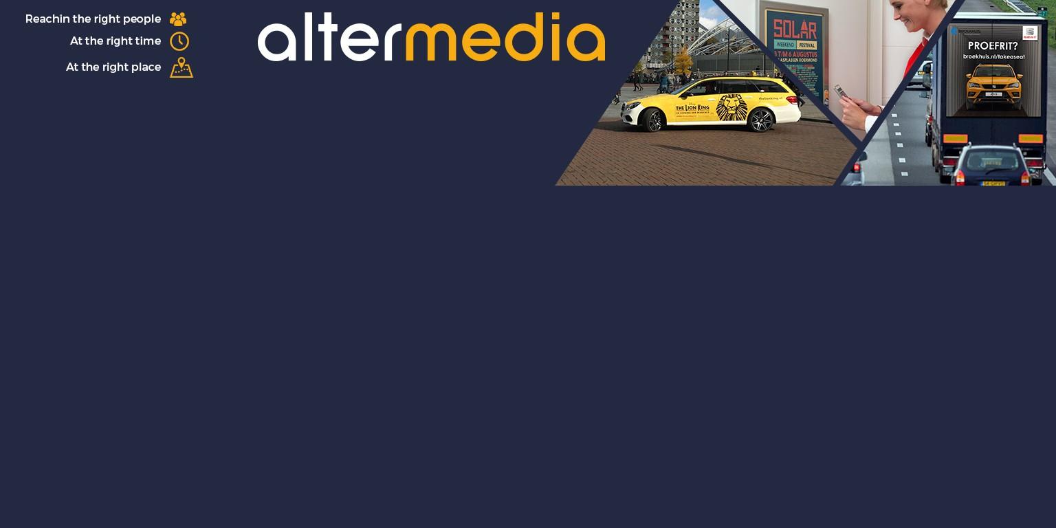Altermedia B V  | LinkedIn