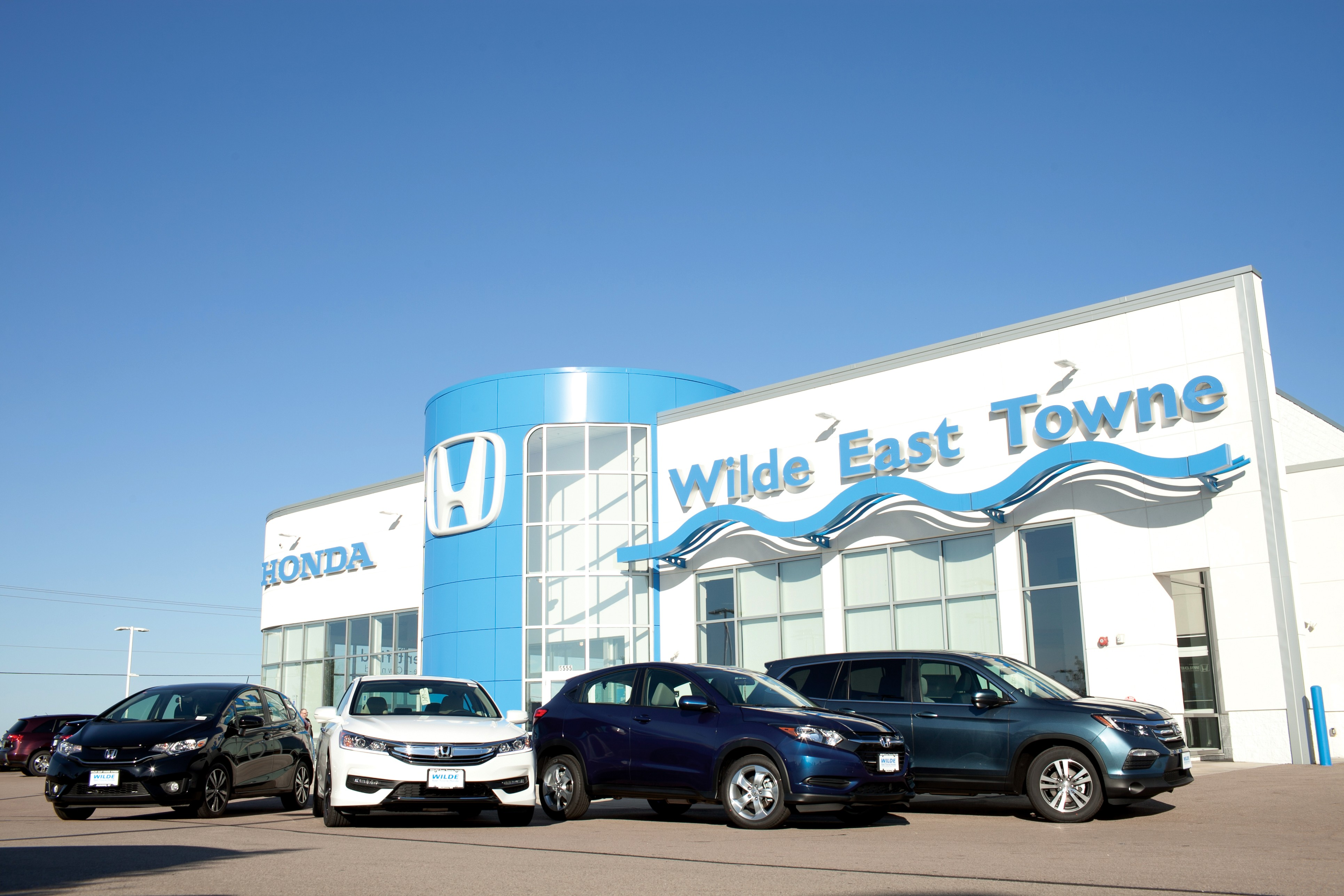 Wilde East Towne Honda Cover Image