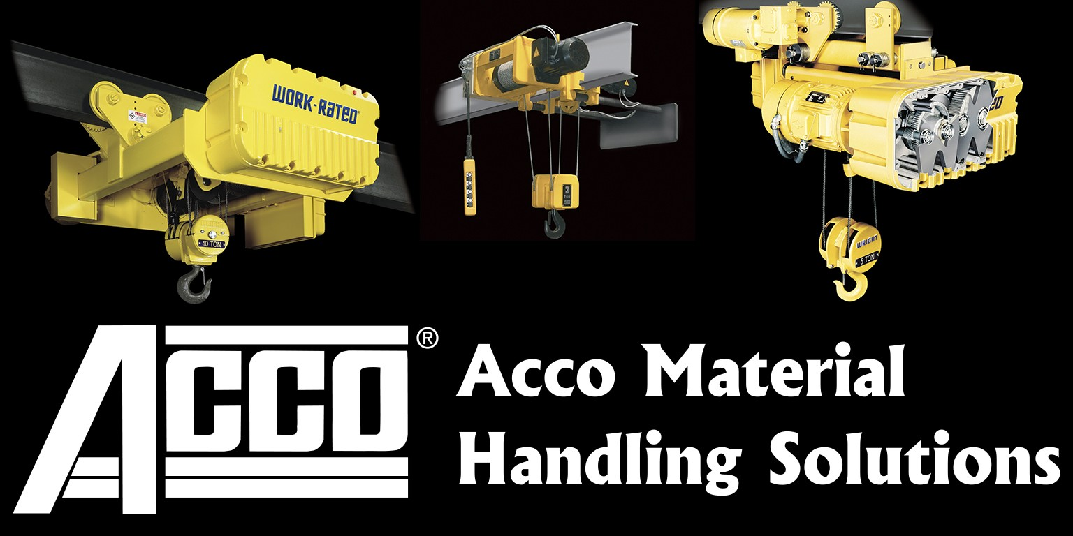 acco material handling solutions, inc  cover image