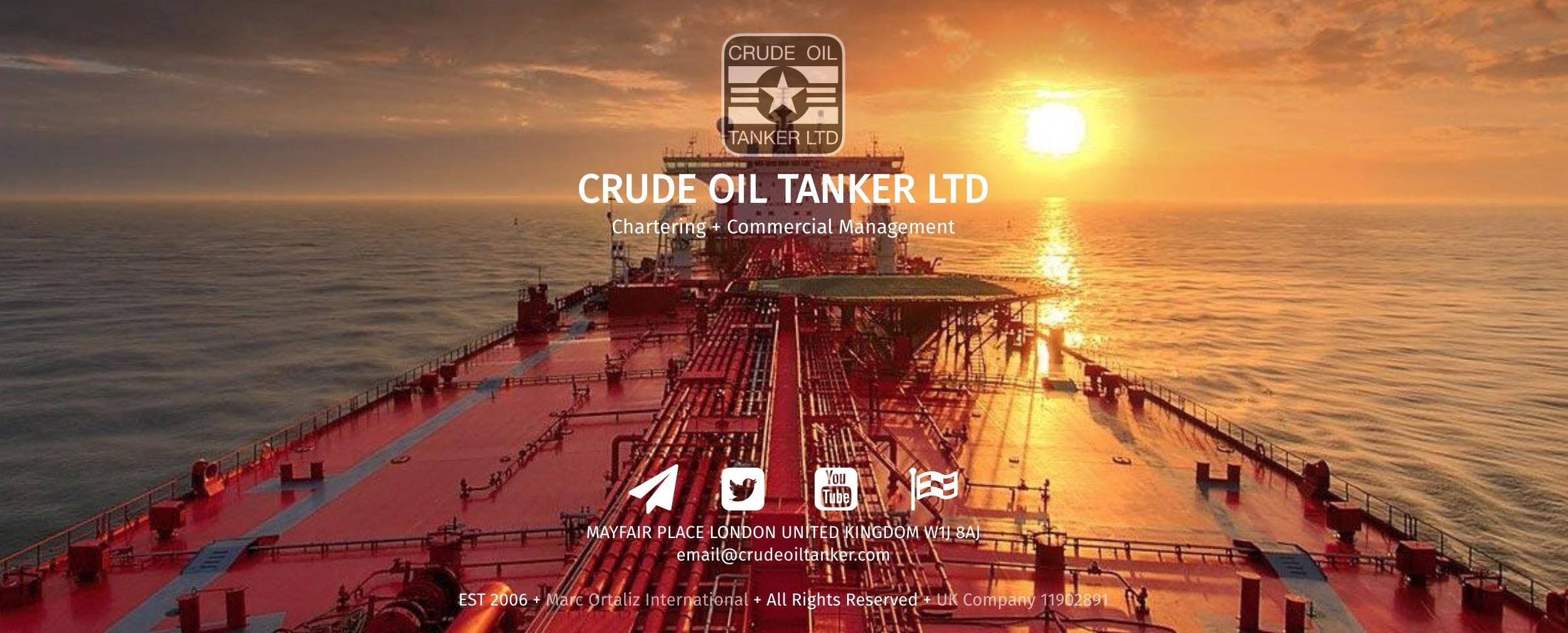 Crude Oil Tanker Ltd | LinkedIn