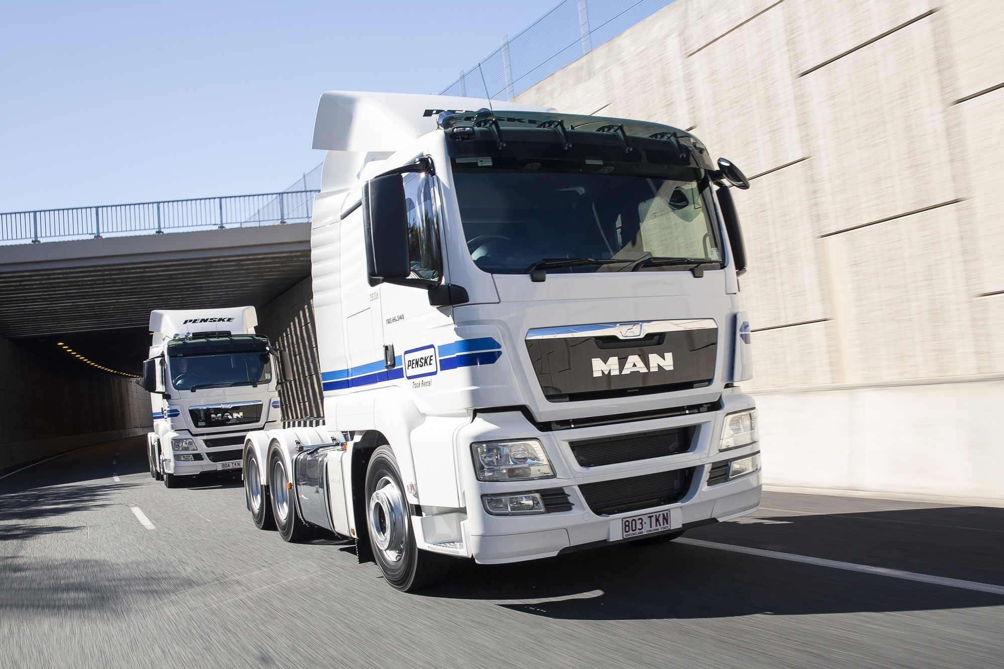 Penske Truck Rental Australia Linkedin