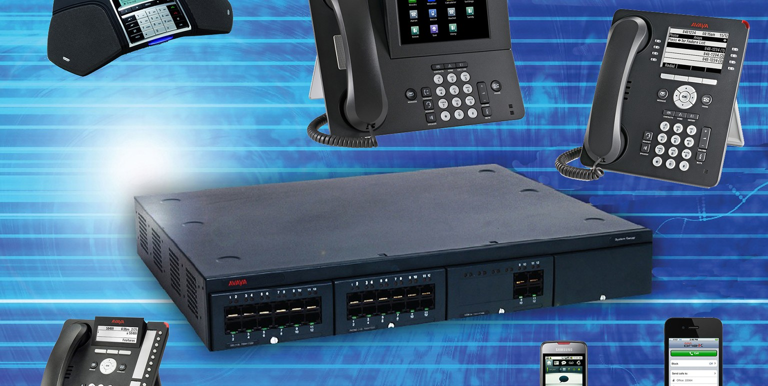 Lanstar Voice and Data - Business Telephone System Solutions | Avaya