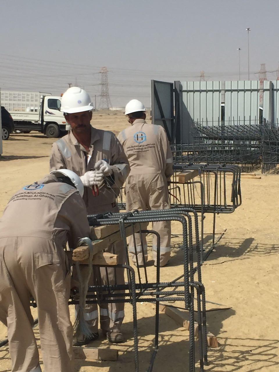 Hamad Sulaiman Al Ghanim Contracting Company   LinkedIn
