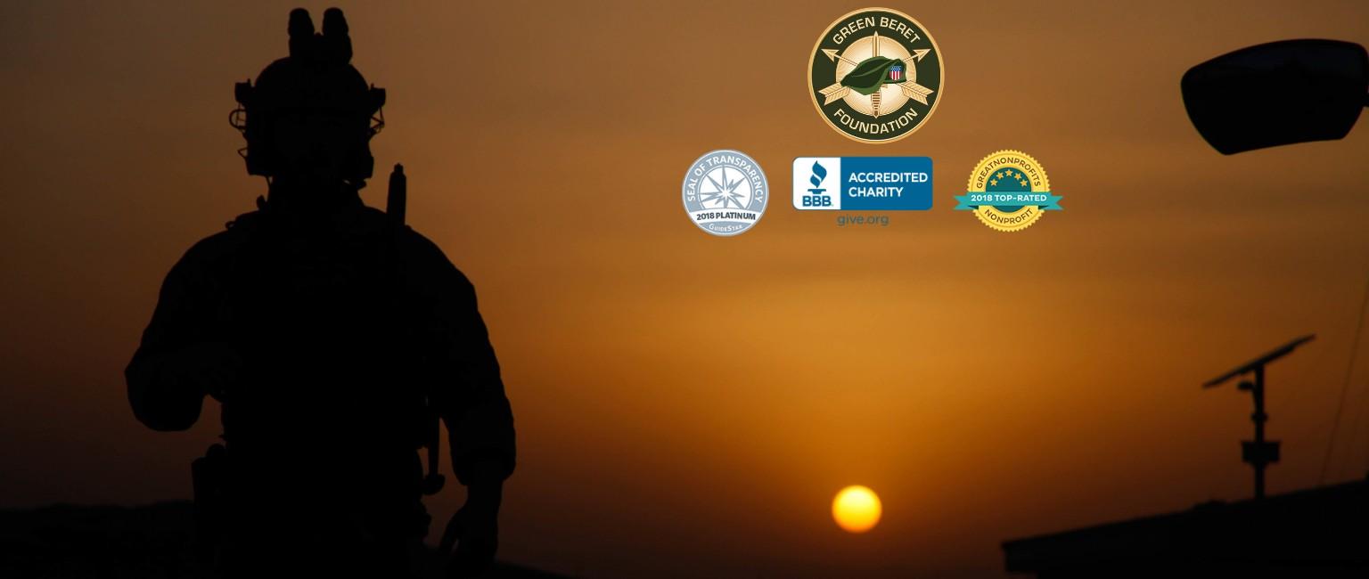 98d4a8ea38d4d Green Beret Foundation cover image