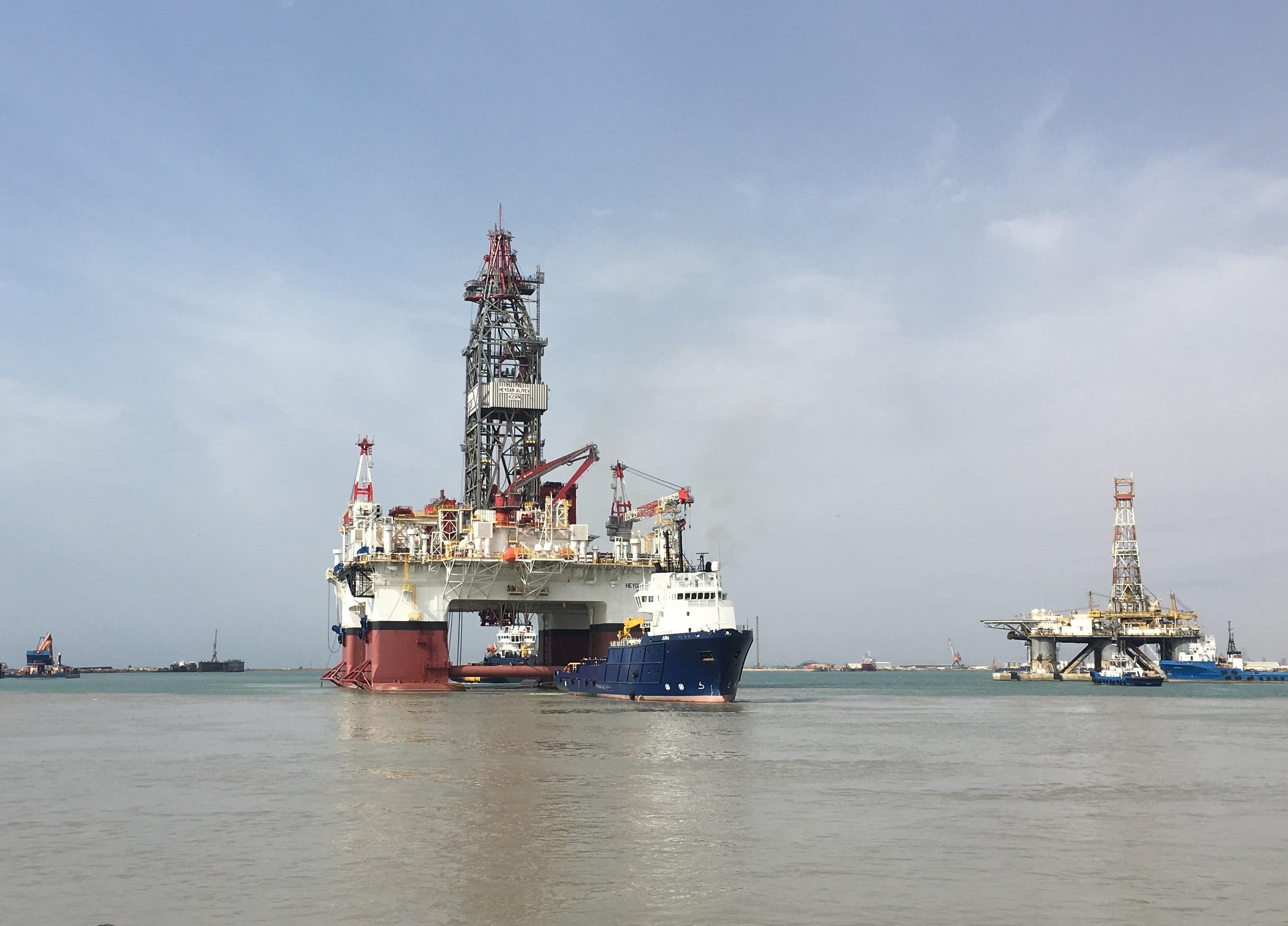 Caspian Drilling Company Ltd  | LinkedIn