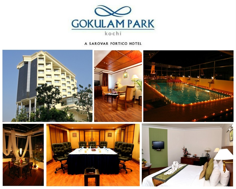 Gokulam Park Kochi - A Sarovar Portico Hotel | LinkedIn