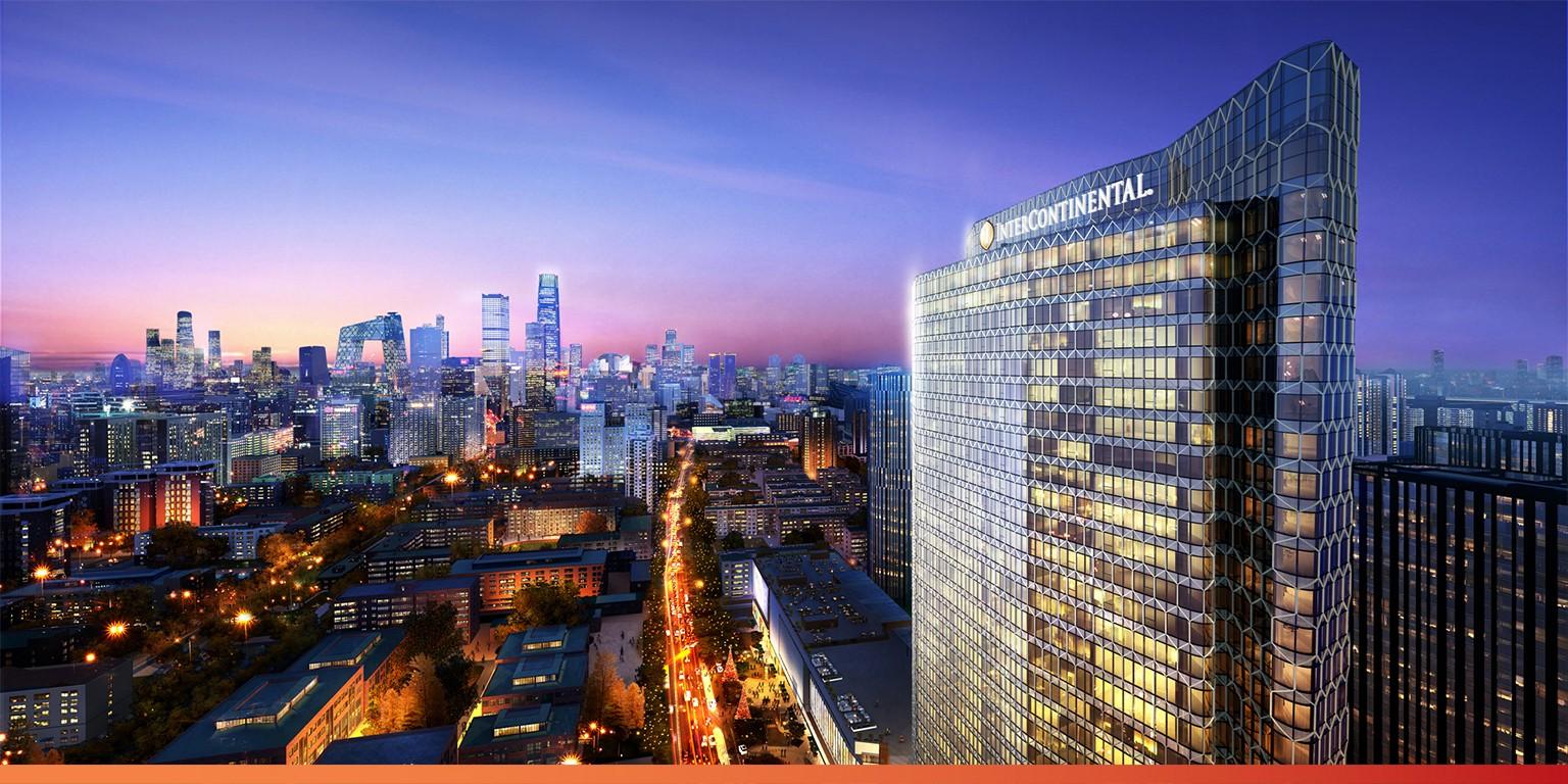 InterContinental Hotels Group (IHG®)   LinkedIn
