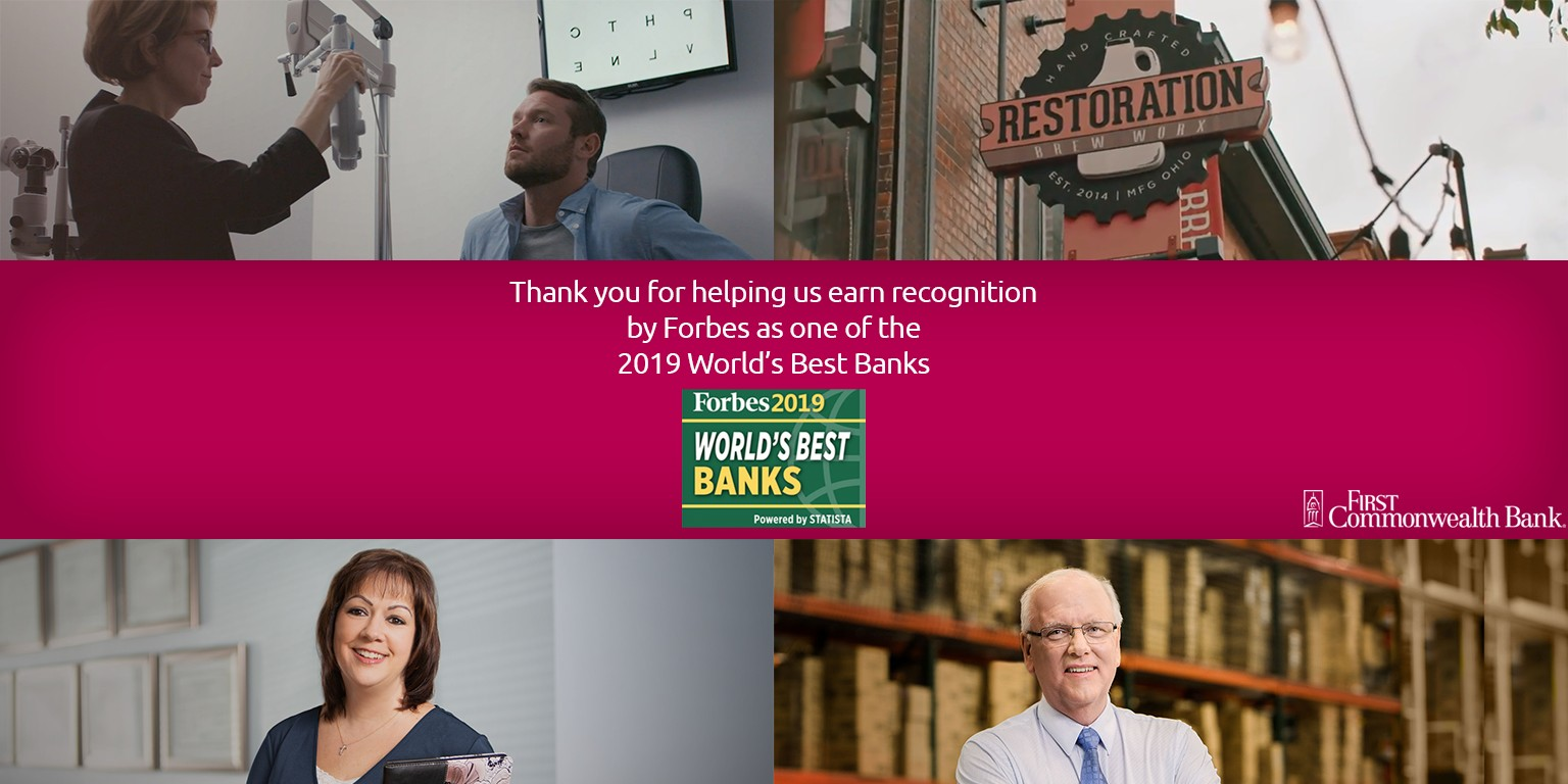 First Commonwealth Bank | LinkedIn