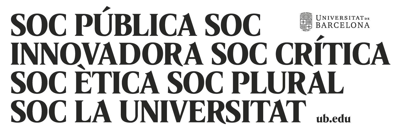 Universitat de Barcelona   LinkedIn