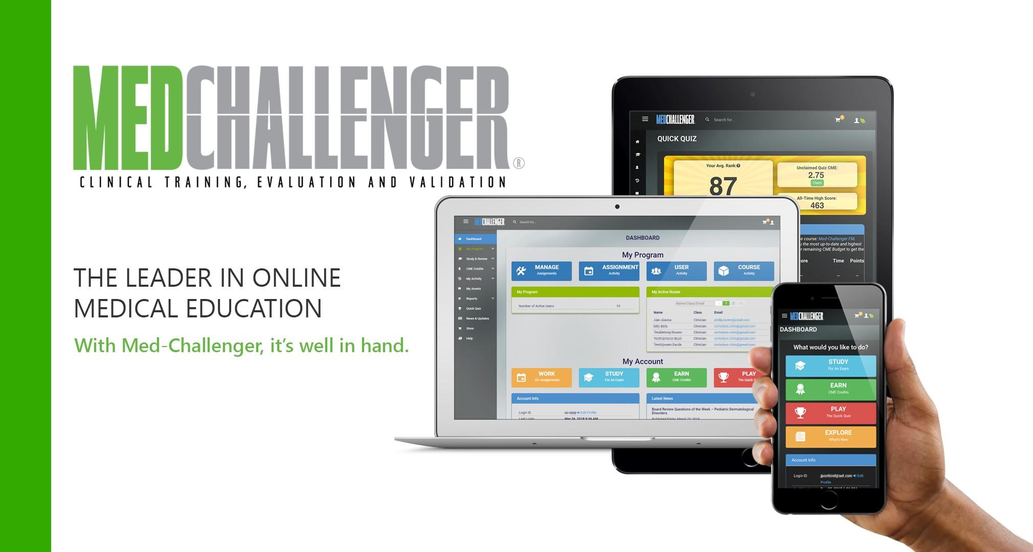 Med-Challenger | LinkedIn