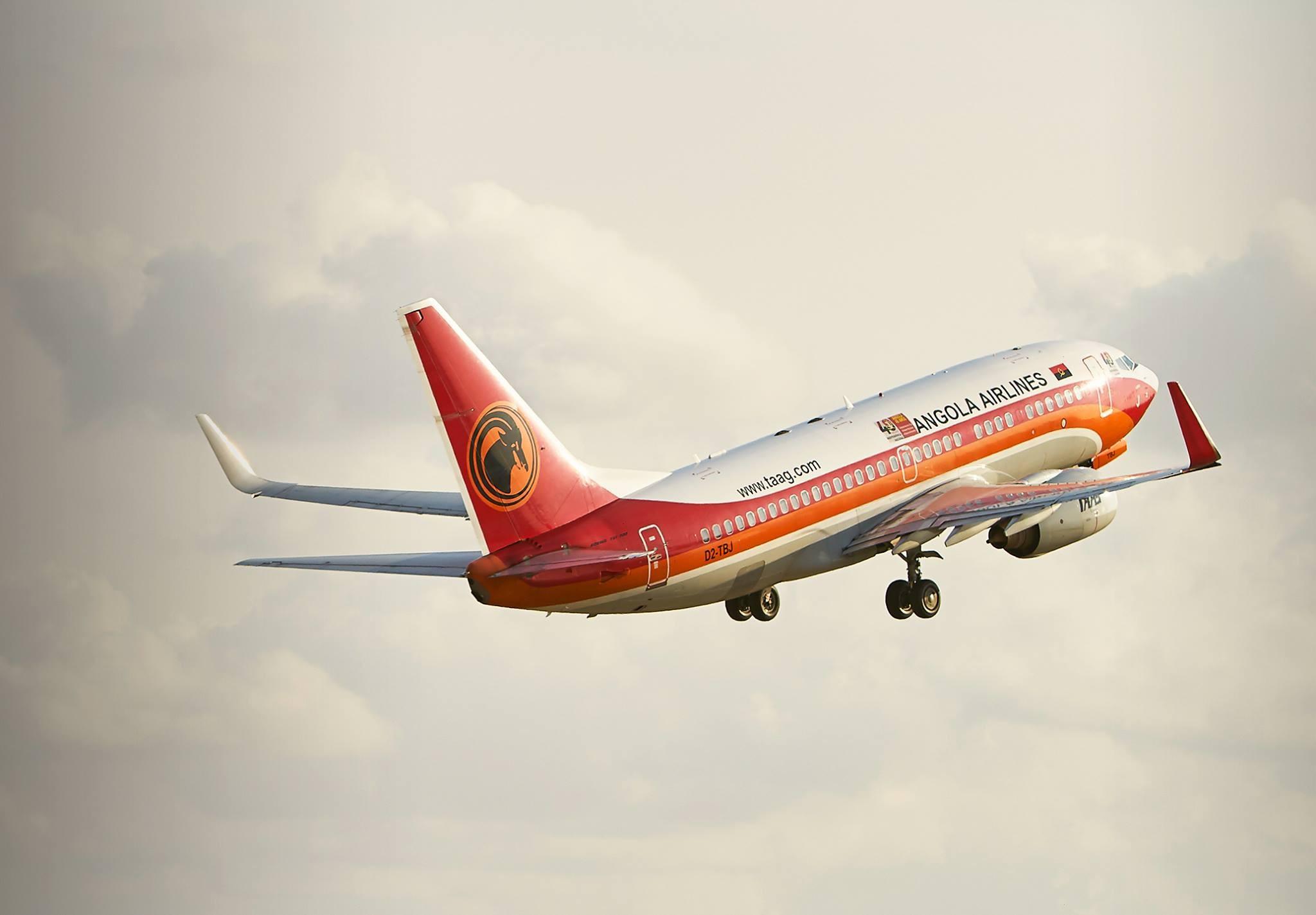 TAAG se despede do Rio de Janeiro após 34 anos de voos para Angola