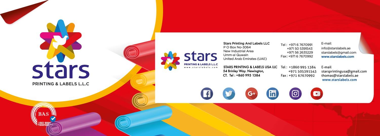 Stars Printing & Labels L L C | LinkedIn