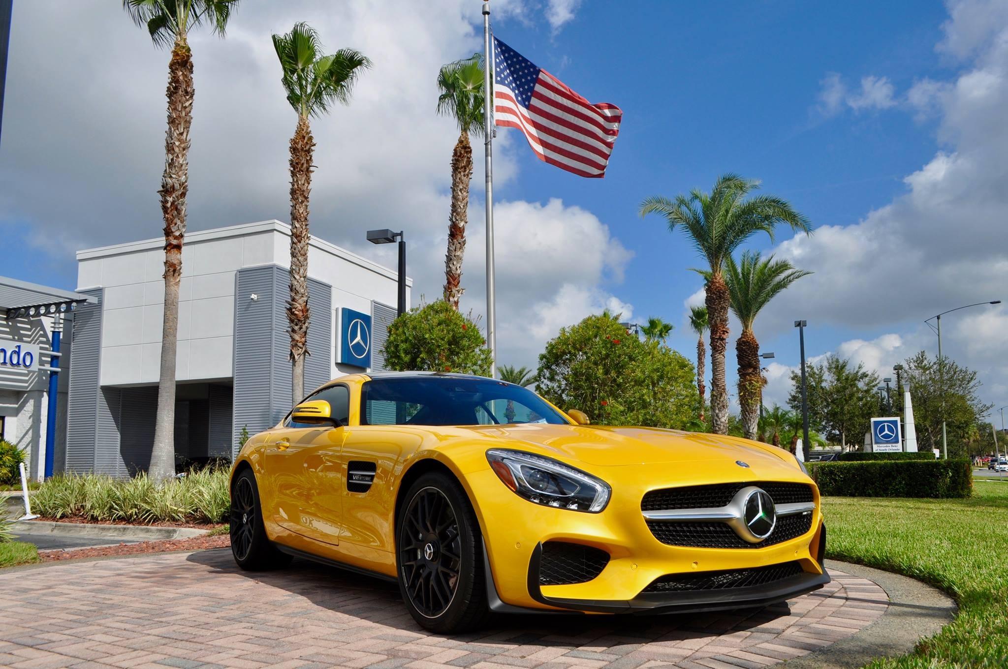 Mercedes Benz Orlando >> Mercedes Benz Of South Orlando Linkedin