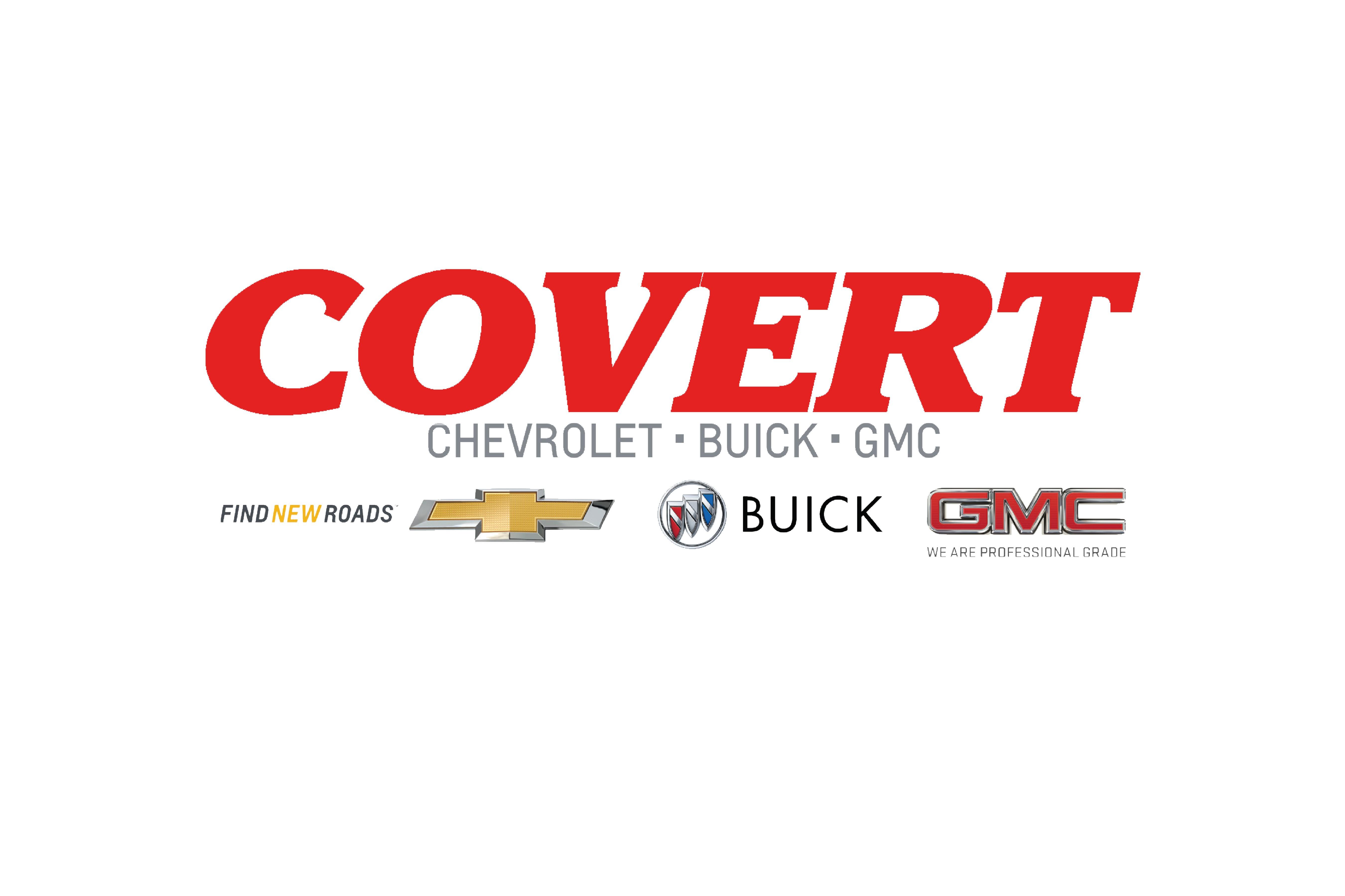 Covert Chevrolet Buick GMC Bastrop logo