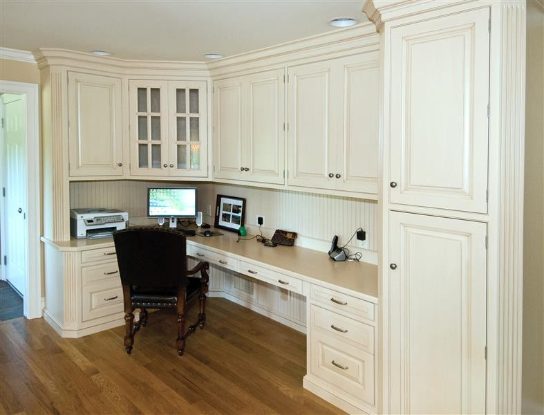 online store d9249 54b57 Custom Home Office Cabinets | LinkedIn