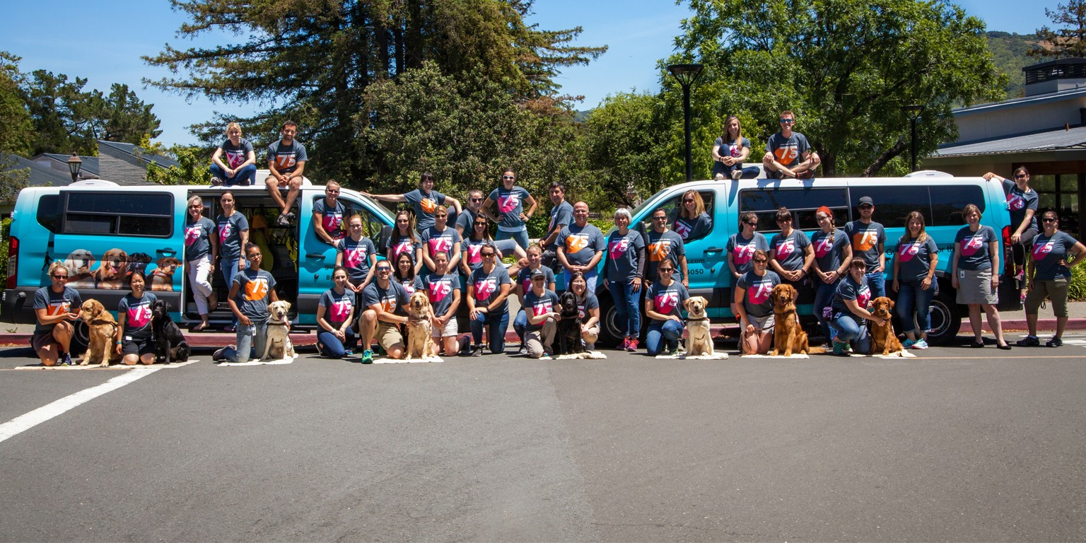 Guide Dogs for the Blind | LinkedIn