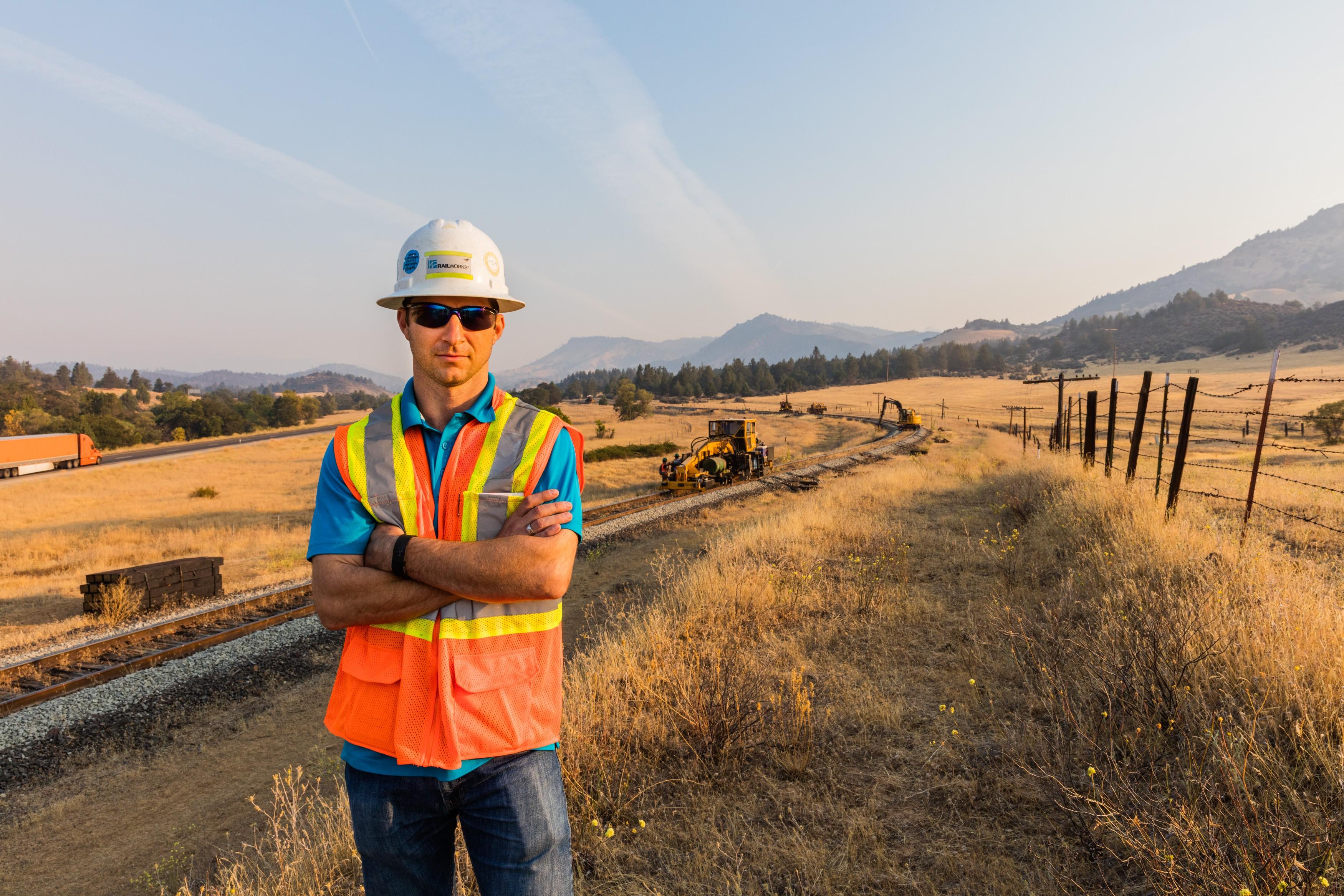 Railworks corporation canada