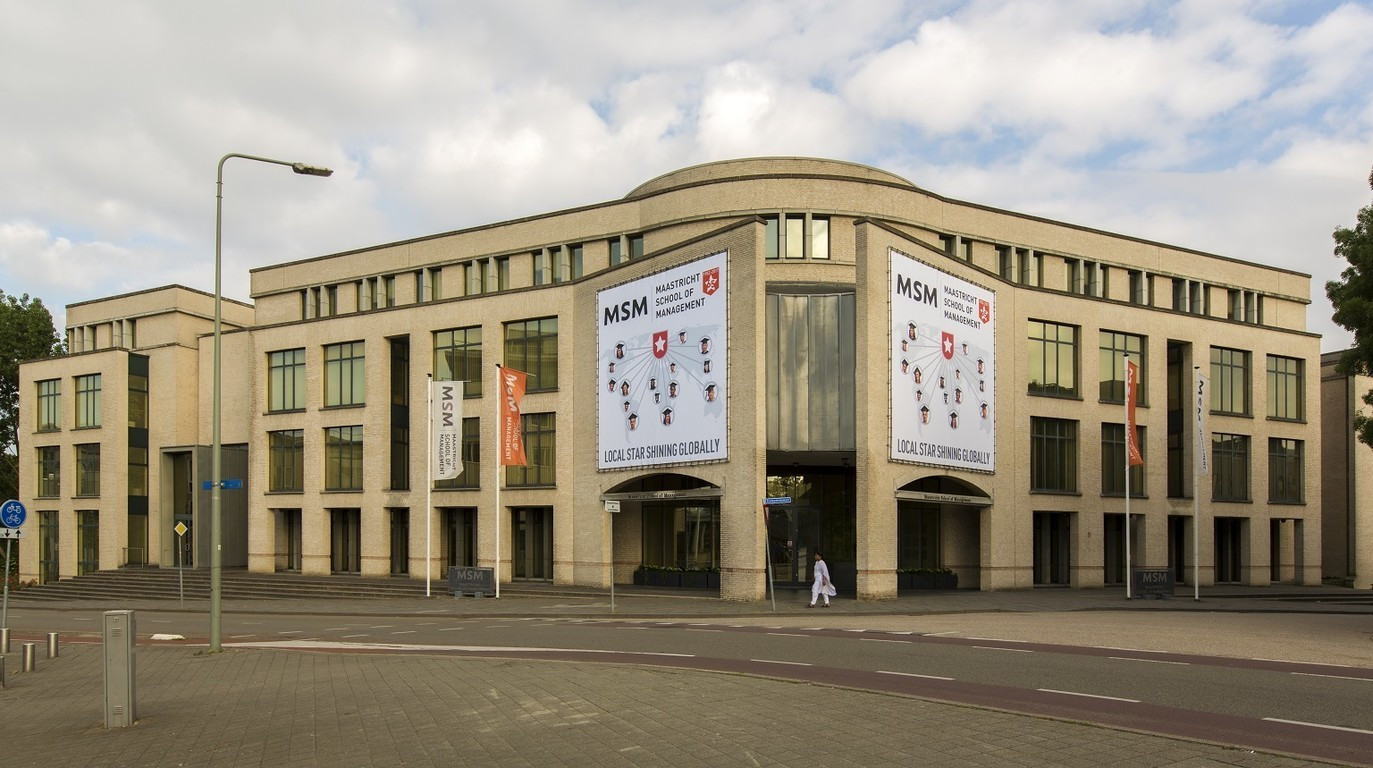 Maastricht School Of Management Linkedin
