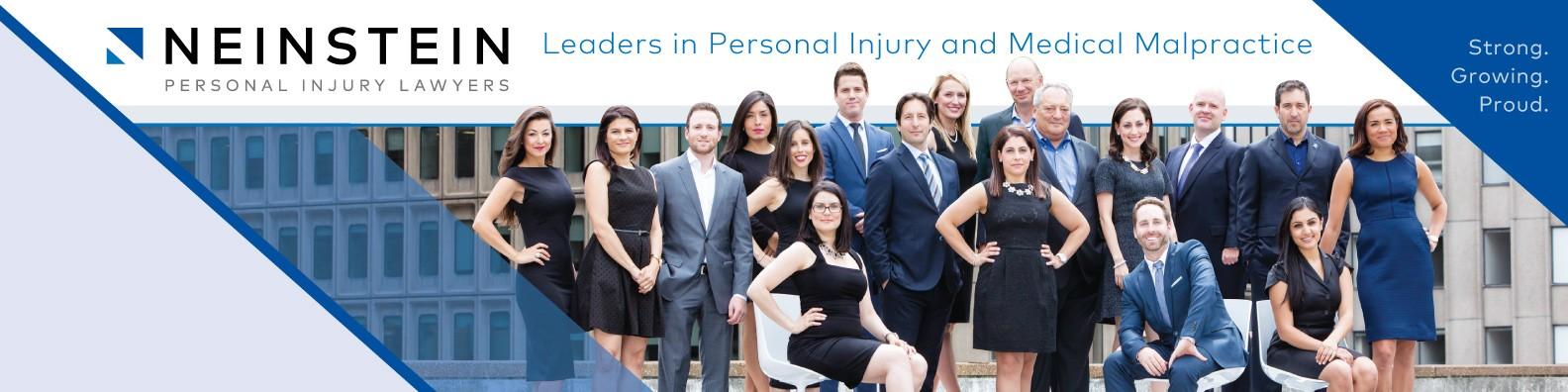 Neinstein Toronto Personal Injury Lawyers