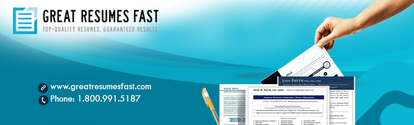 Great Resumes Fast Executive Resume Writing Service Linkedin