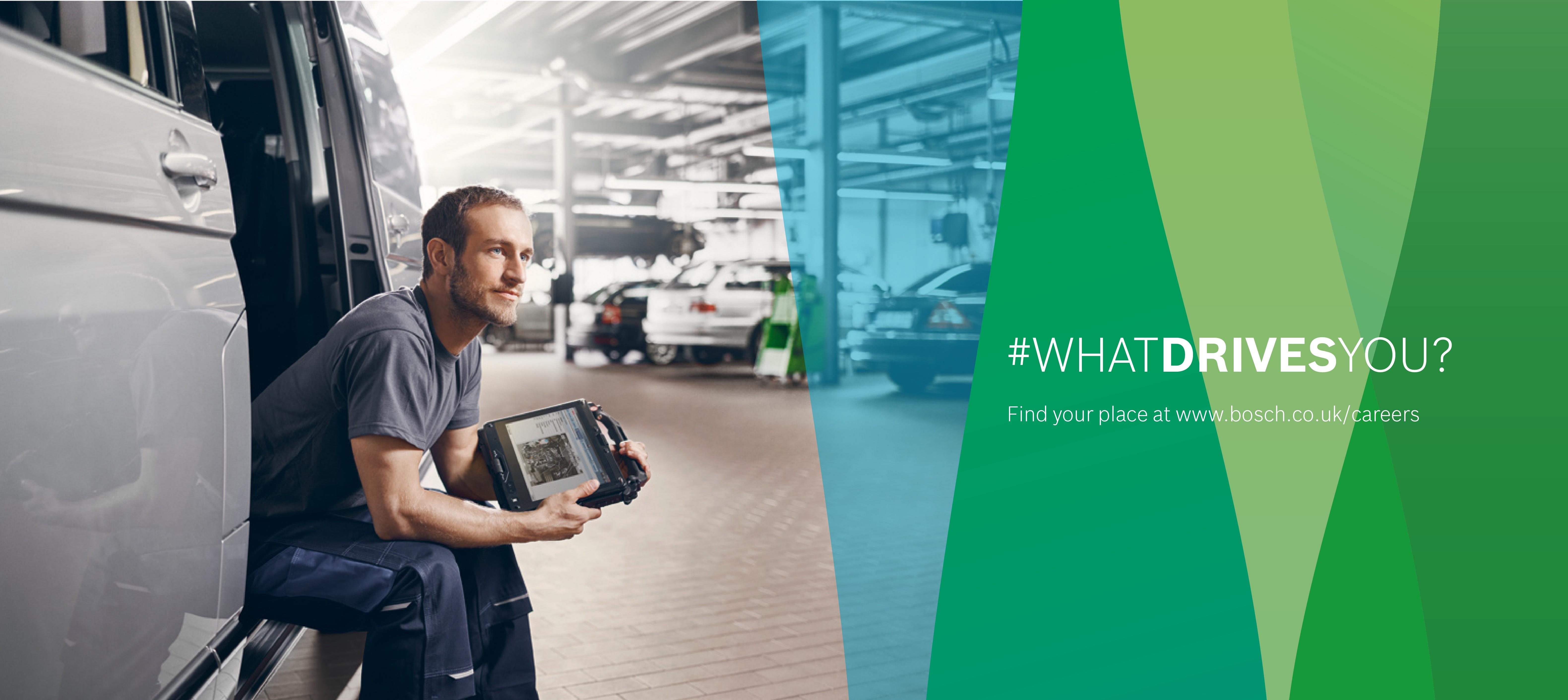 Bosch Automotive Service Solutions UK | LinkedIn