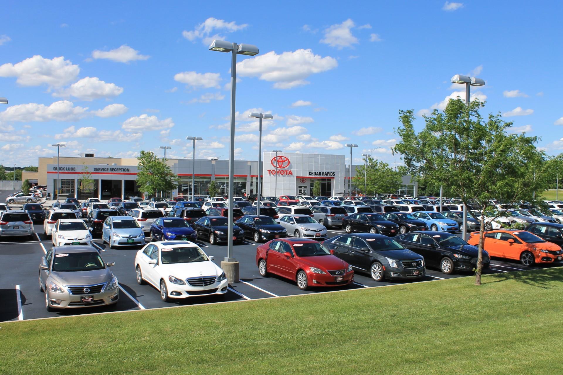 Toyota Cedar Rapids >> Cedar Rapids Toyota Linkedin