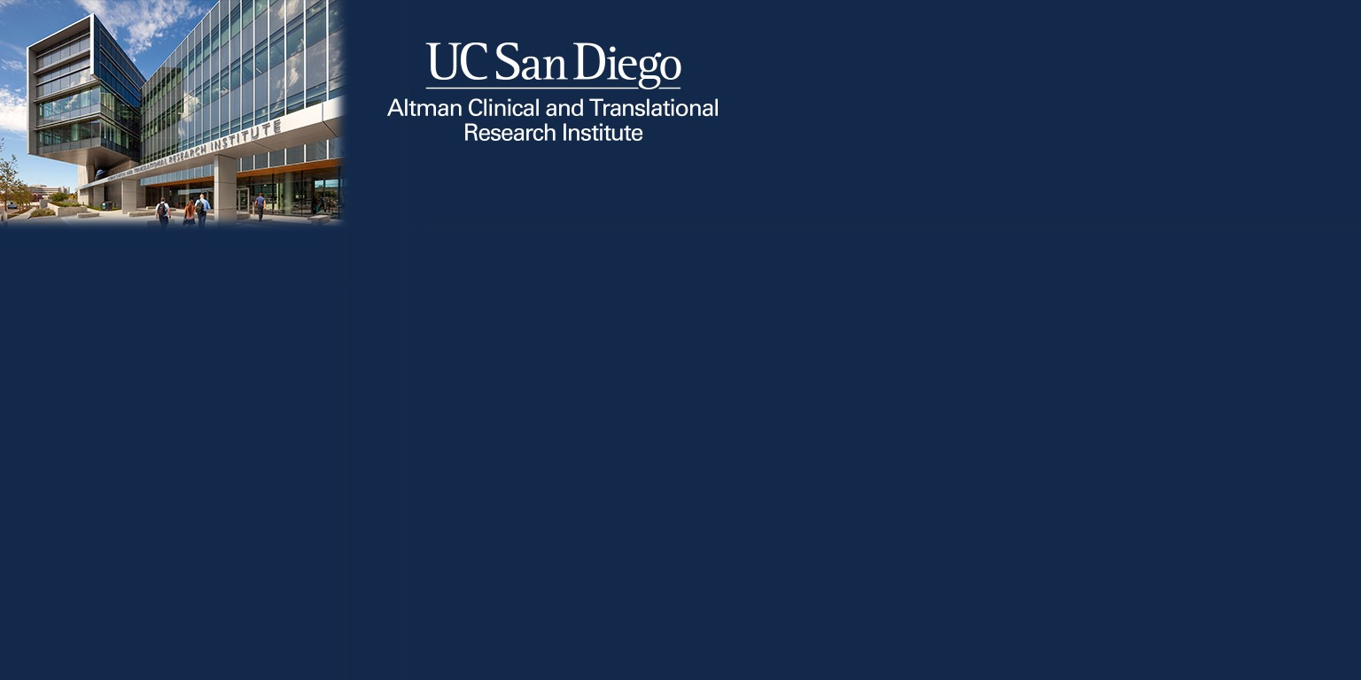 UC San Diego Altman Clinical and Translational Research Institute