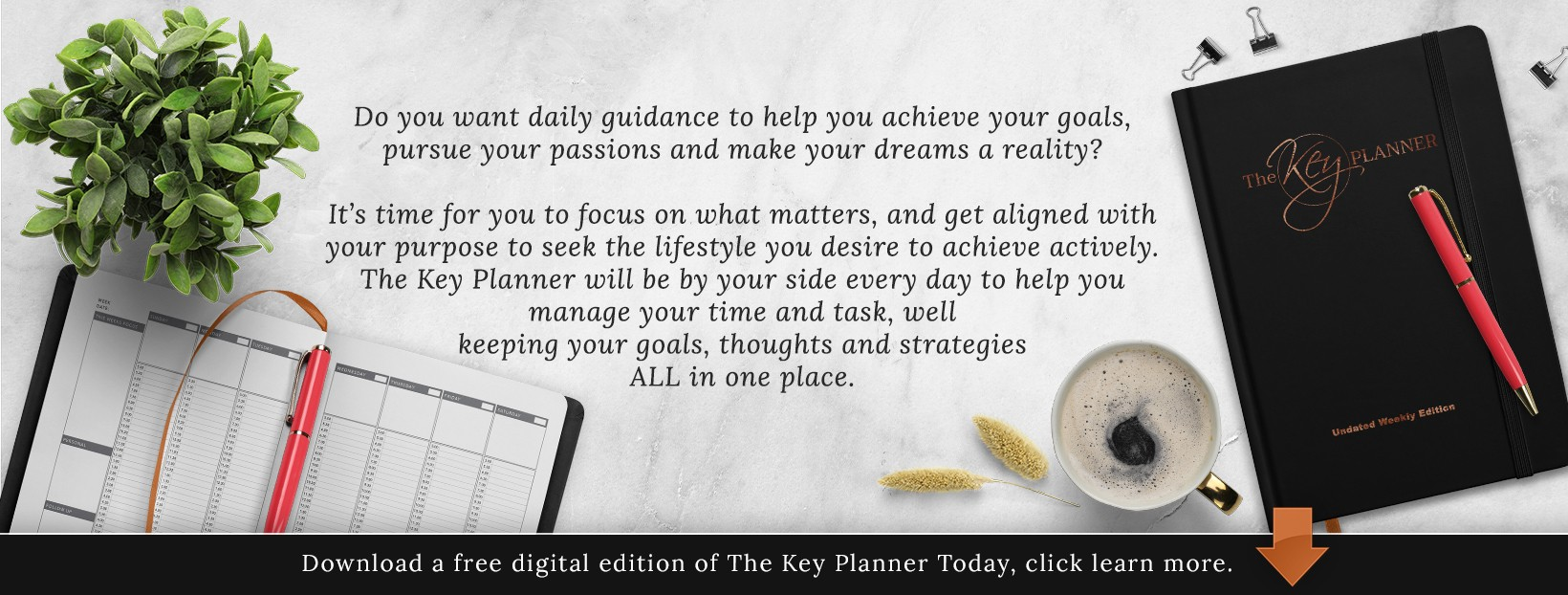 The Key Planner | LinkedIn