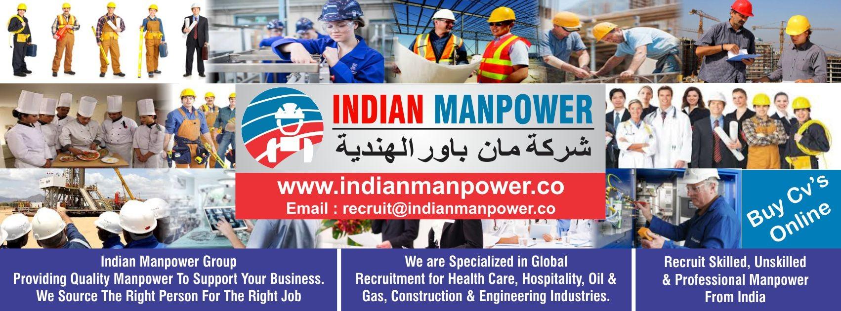 Indian Manpower Supply Company   LinkedIn