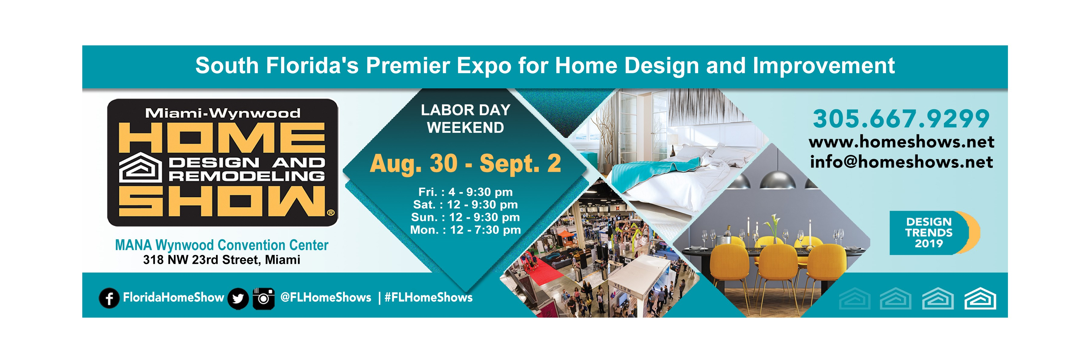 Home Design And Remodeling Show Aug 30 Sept 2 Miami Linkedin