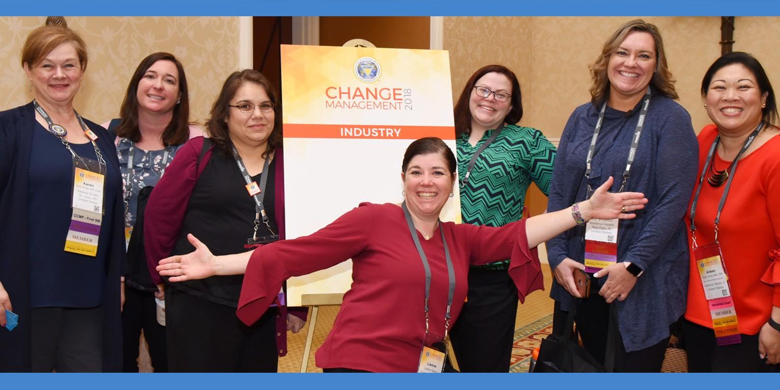 Association of Change Management Professionals | LinkedIn