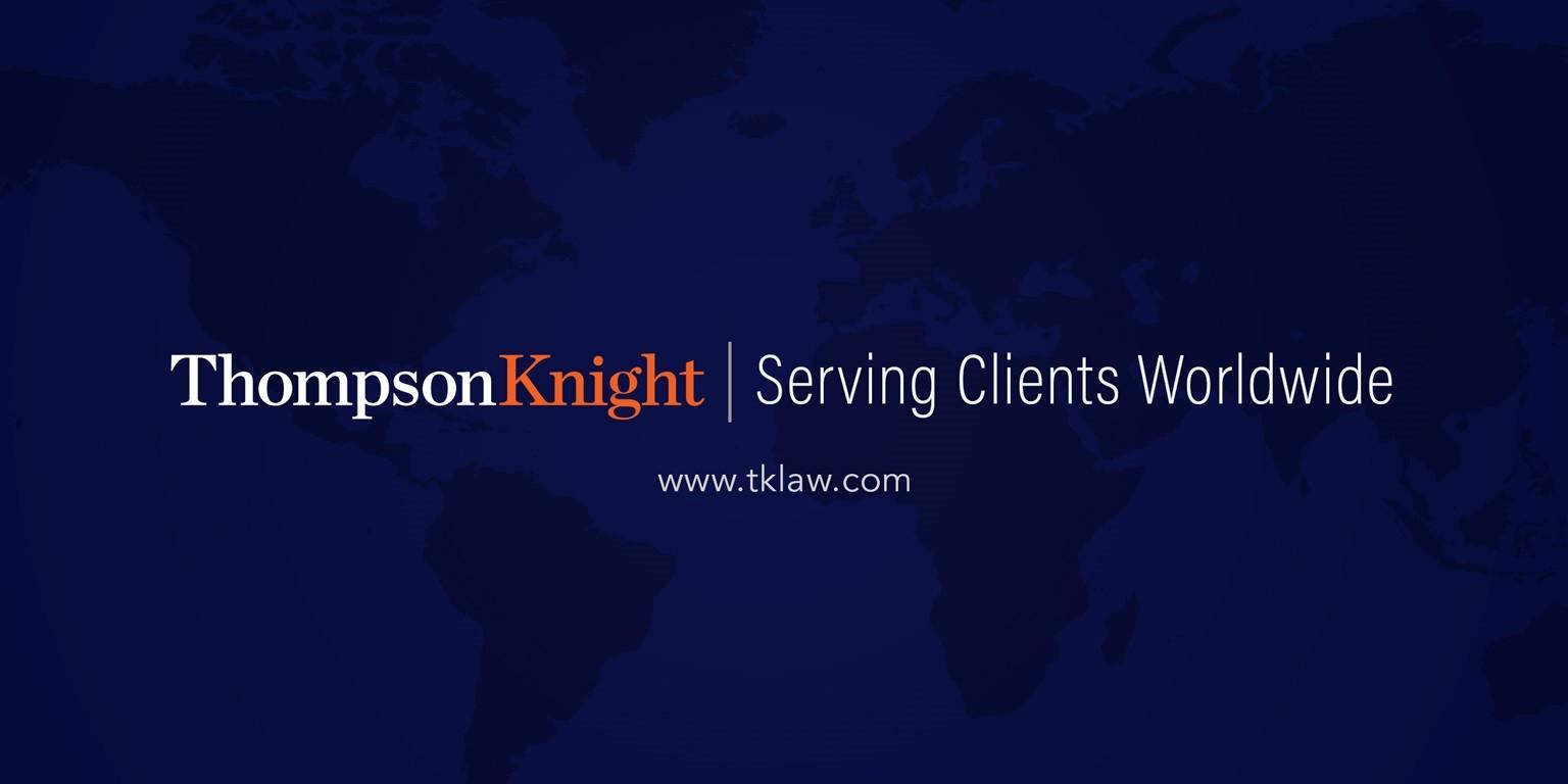 Thompson & Knight LLP | LinkedIn