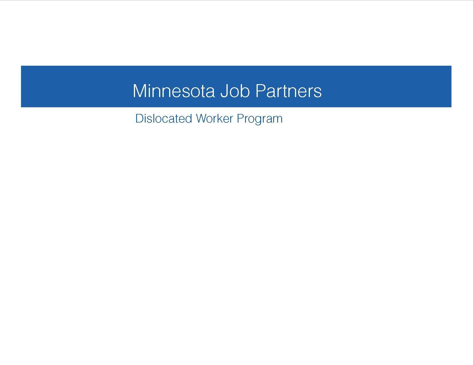 Minnesota Teamsters Service Bureau - Minnesota Job Partners