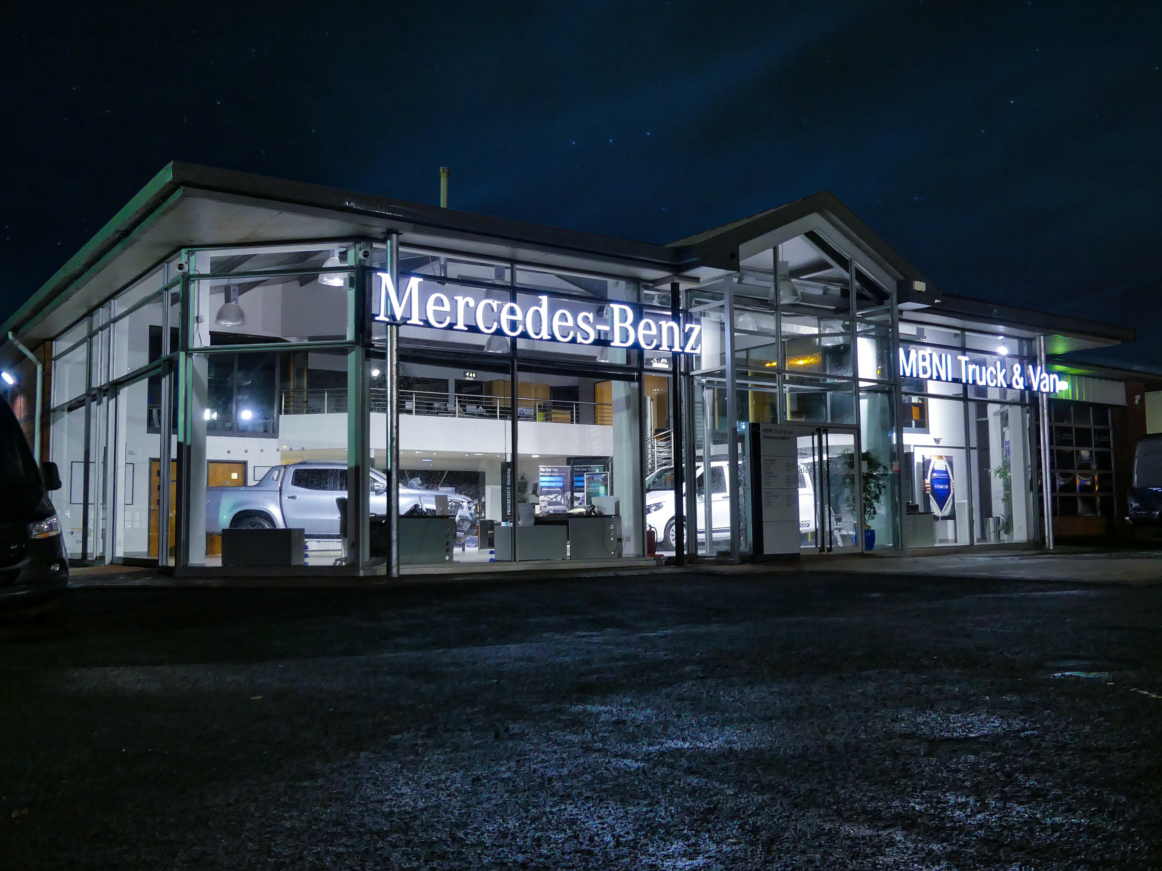 Mercedes-Benz Truck & Van (NI) | LinkedIn