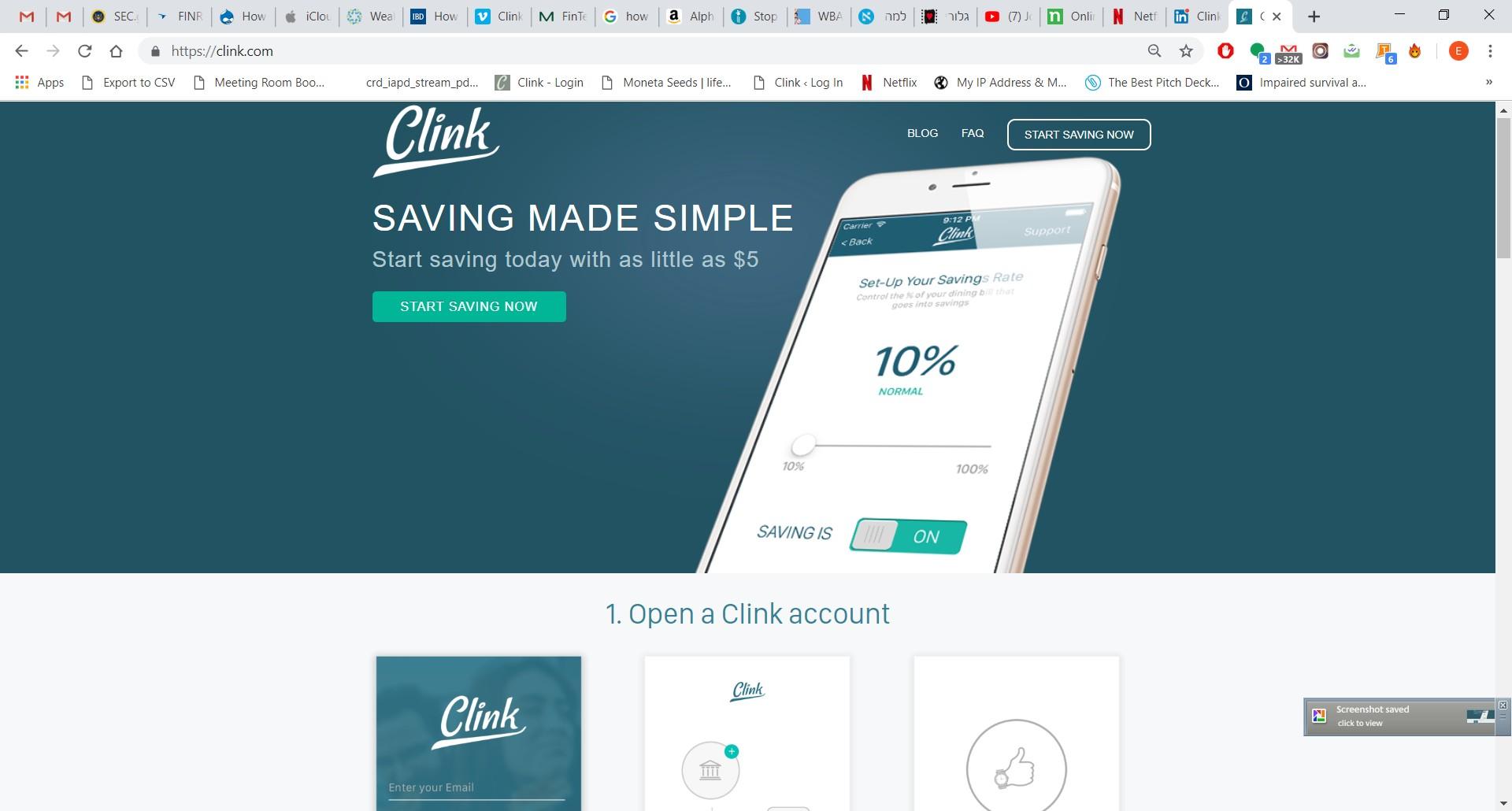 نتيجة بحث الصور عن clink.com