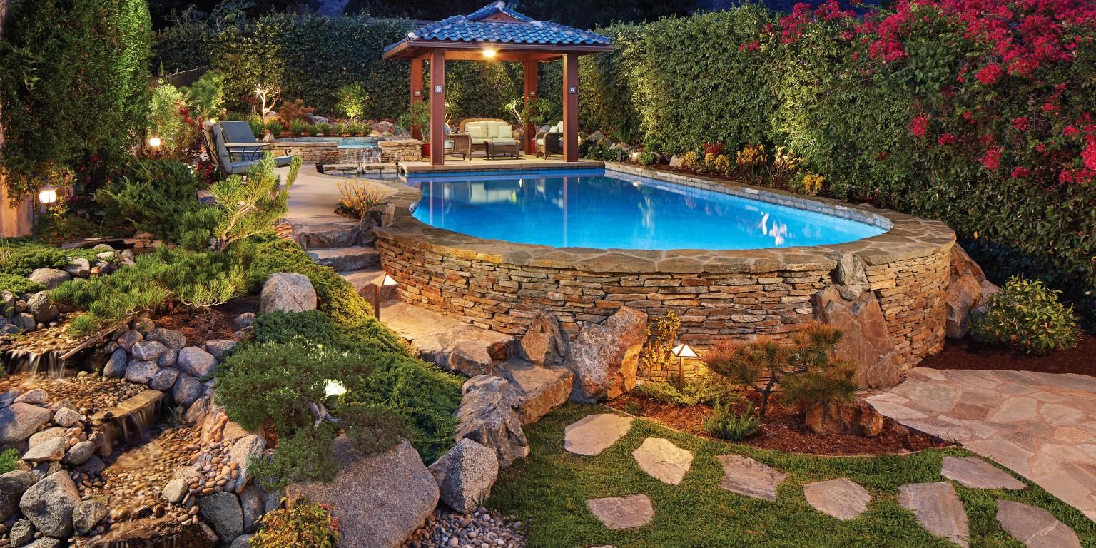 Garden View Landscape Nursery Pools Linkedin