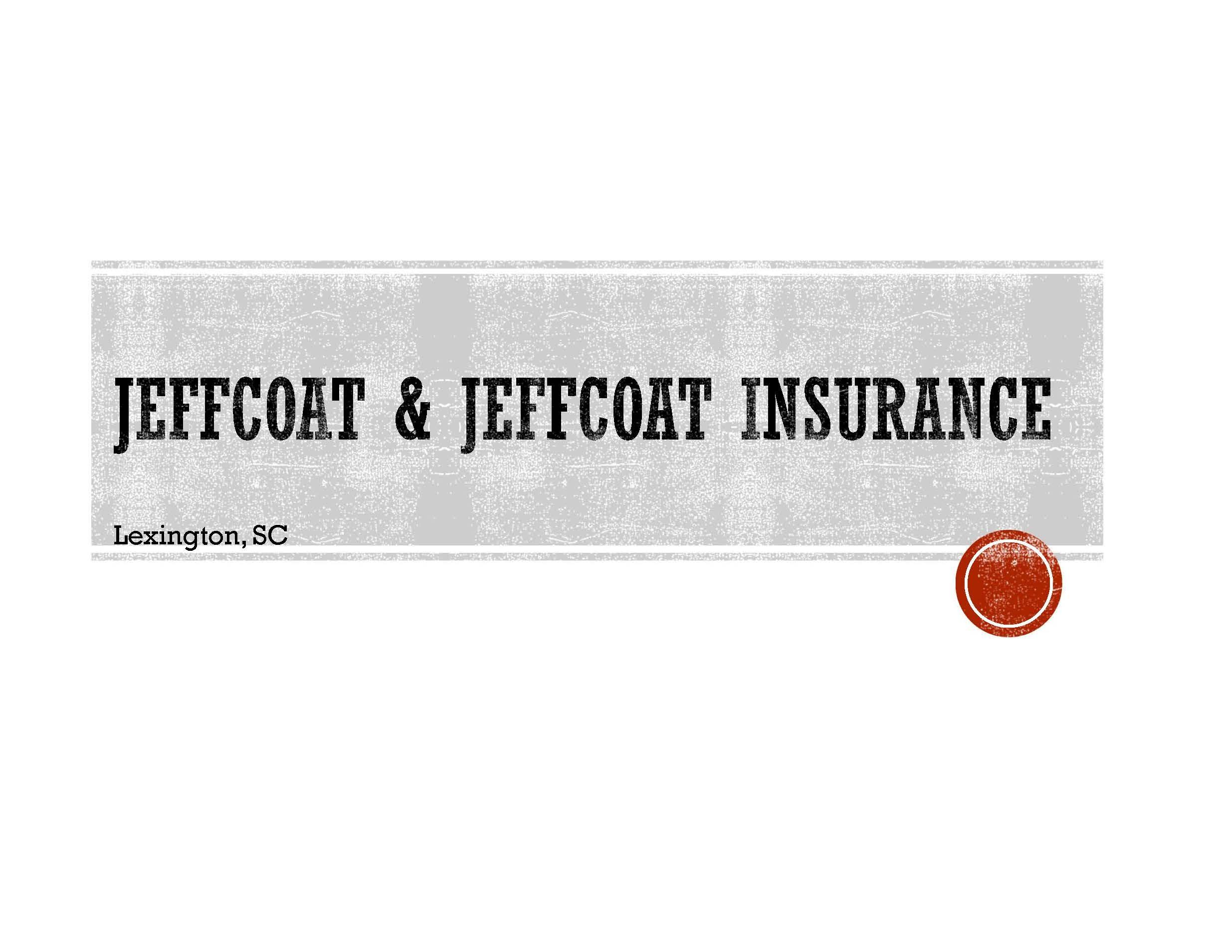 Jeffcoat & Jeffcoat Insurance | LinkedIn