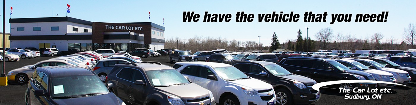 Need A Car Sudbury >> The Car Lot Etc Linkedin