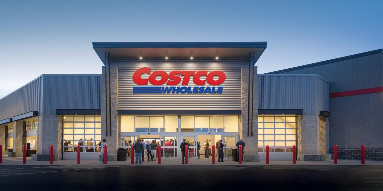 Costco Wholesale Cover Image