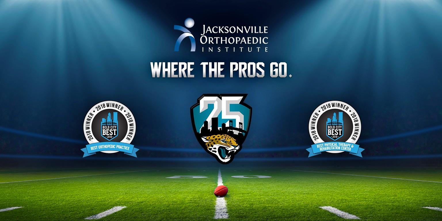 Jacksonville Orthopaedic Institute | LinkedIn