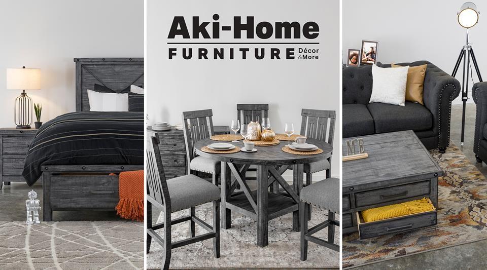 Aki Home Cover Image