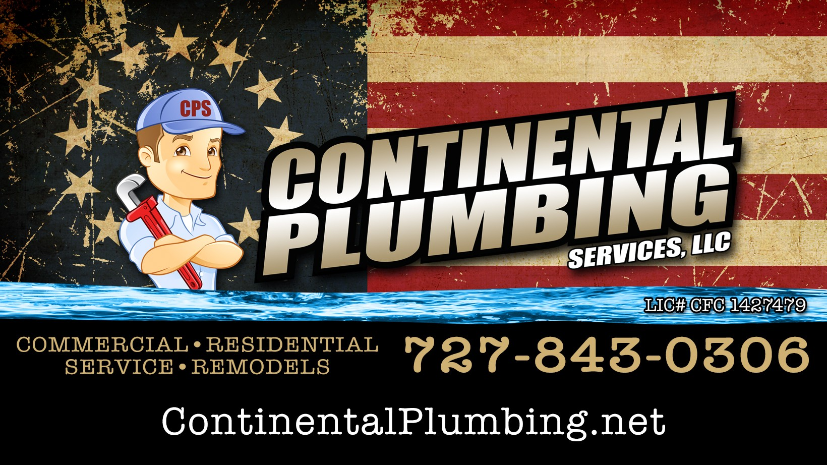 Continental Plumbing Services Llc Linkedin