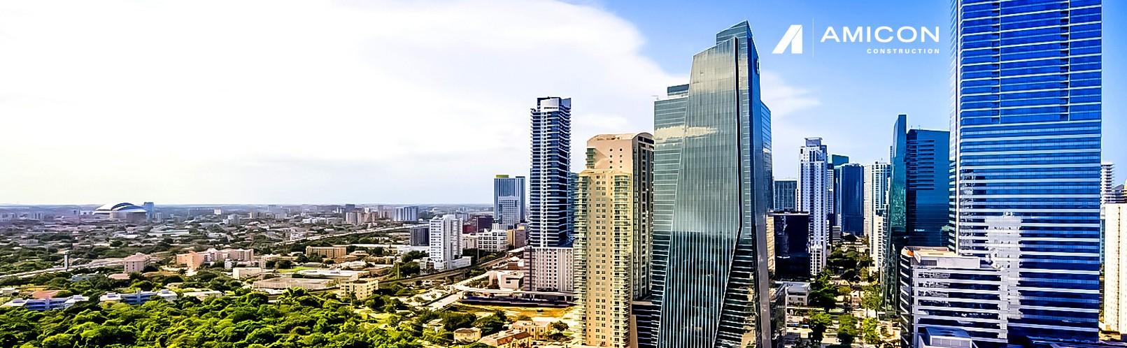 grande liquidazione servizio duraturo codice promozionale Amicon Construction | LinkedIn