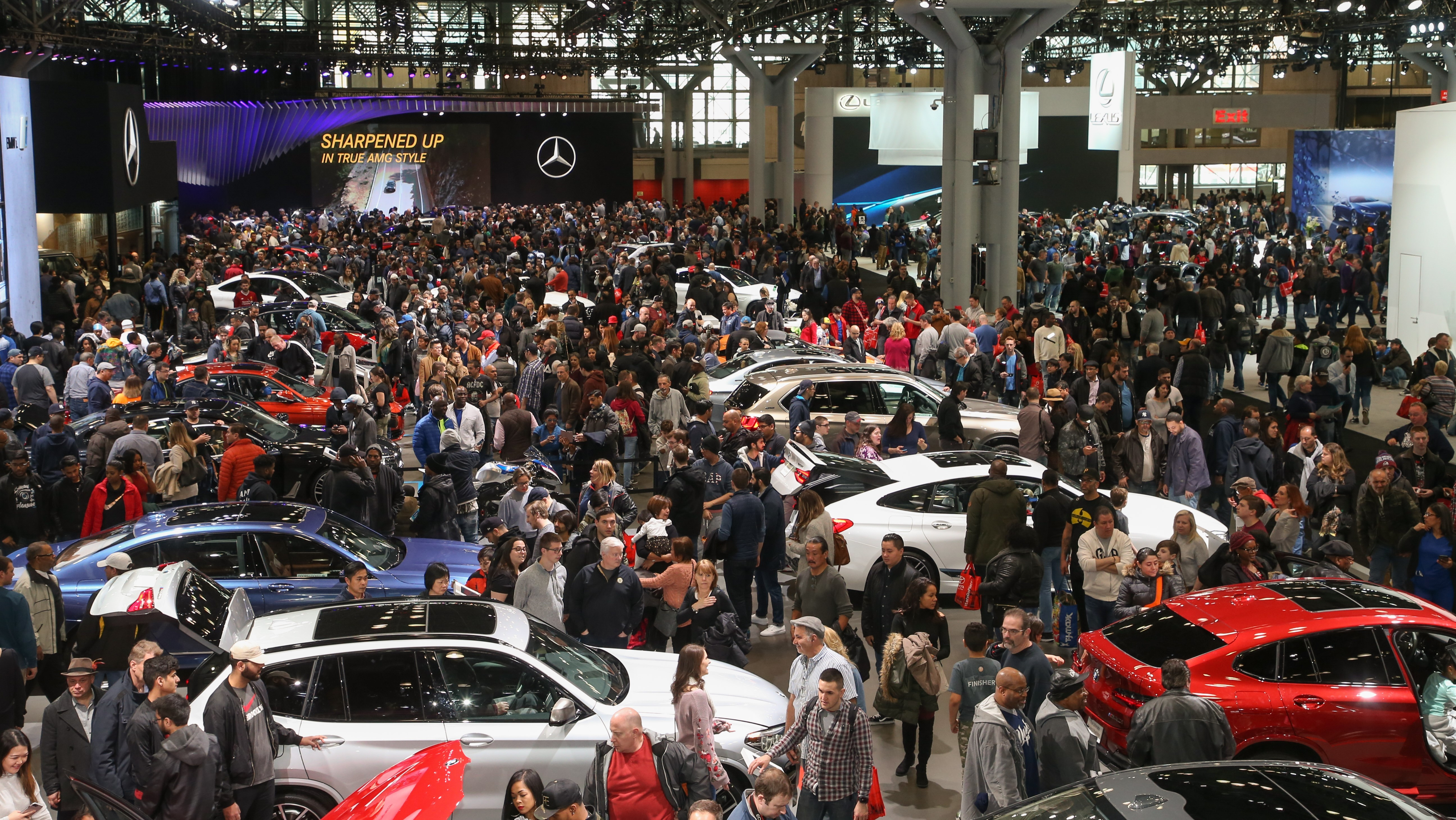 International Auto Show >> New York International Auto Show Linkedin